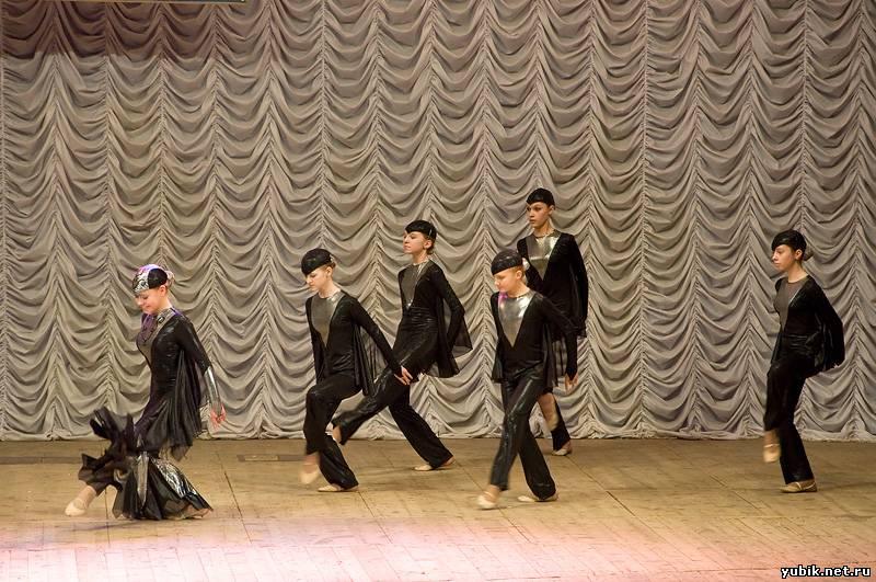 Полет вдохновения - 2017 - это 63 танцевальных номера