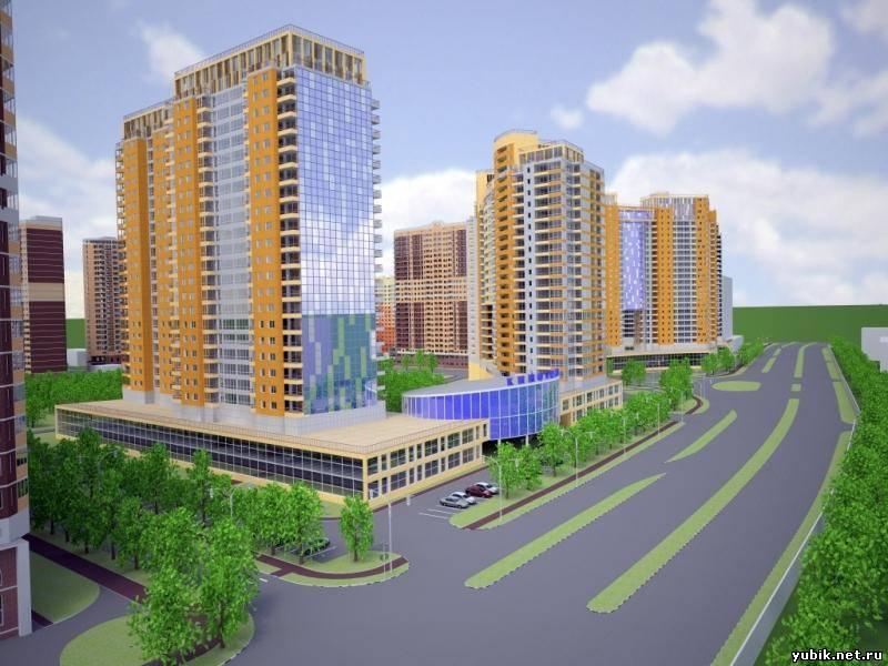 План реконструкции улицы