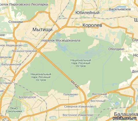 собой Щёлковское шоссе?