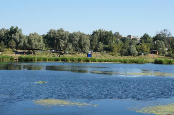 рыбалка на клязьме у шапкина моста