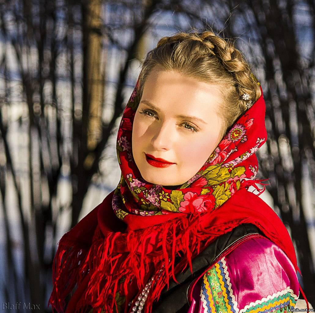 Русские женщины фотосессия 12 фотография