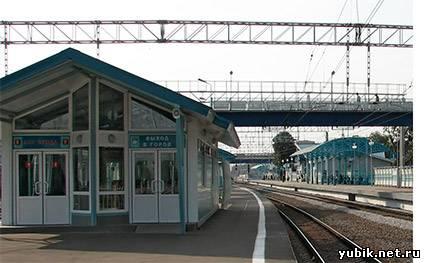 Станция болшево схема