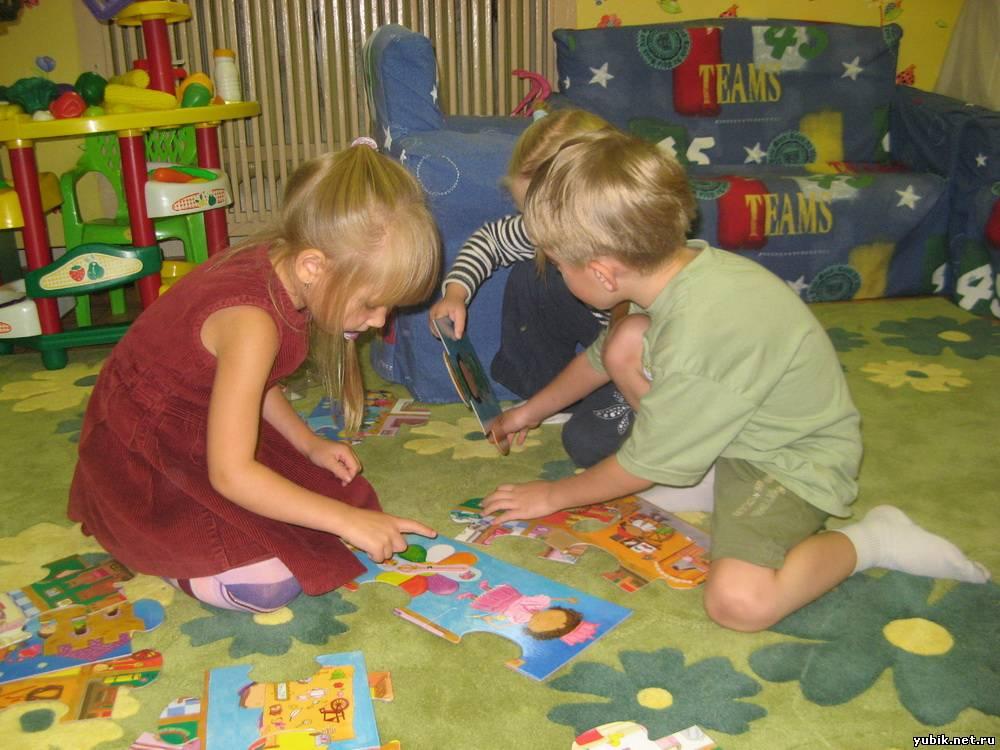 Самостоятельная деятельность в детском саду
