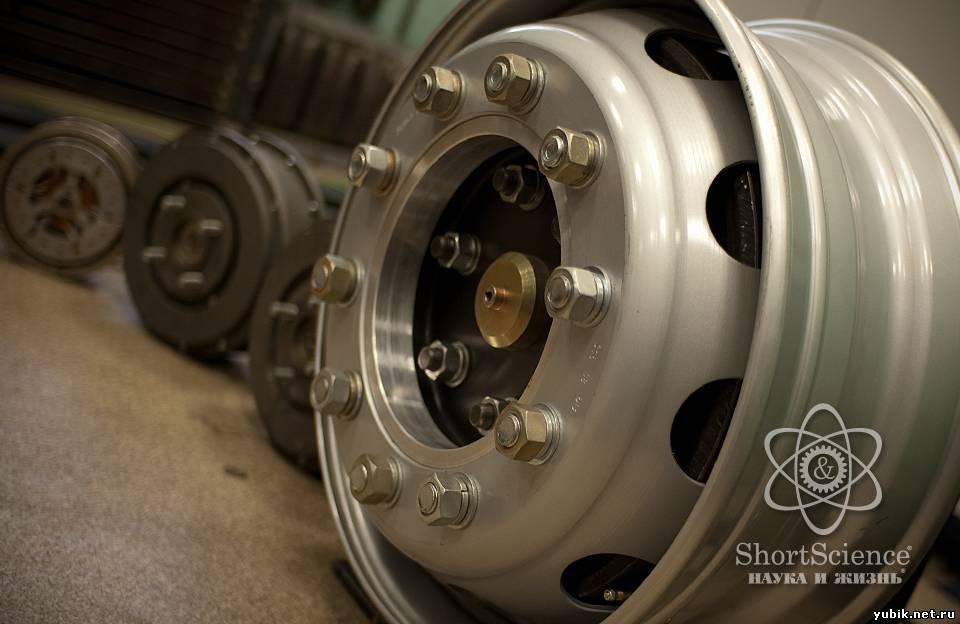 Схемa мотор колесо