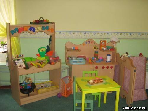Как оформить магазин в детском саду своими руками фото