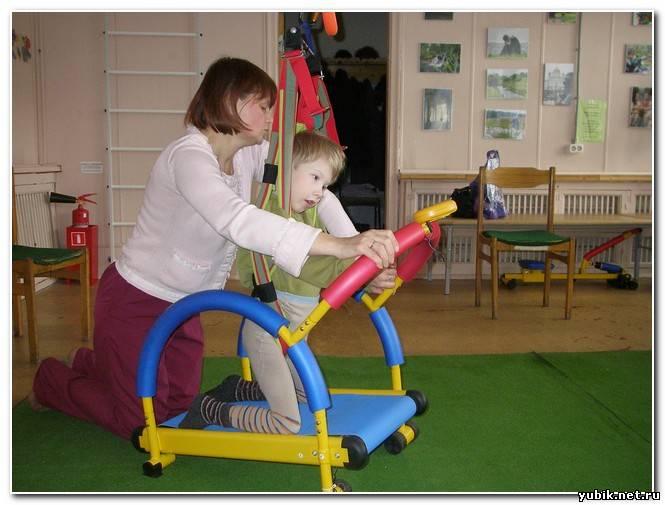 для автоматизации санаторий где учат ходить малышей гарантийными
