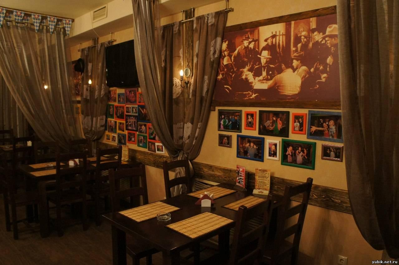 Интерьер кафе-бар фото